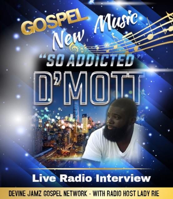 D Mott Radio Interview