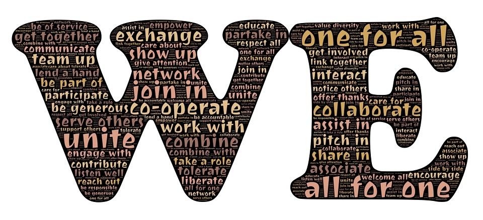 building an online social rapport