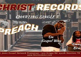 Preach Album Cover