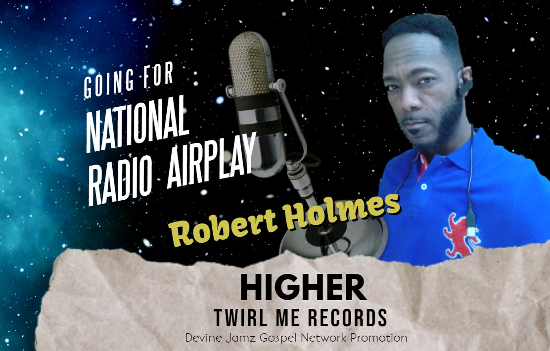 Robert Holmes - National Radio Airplay