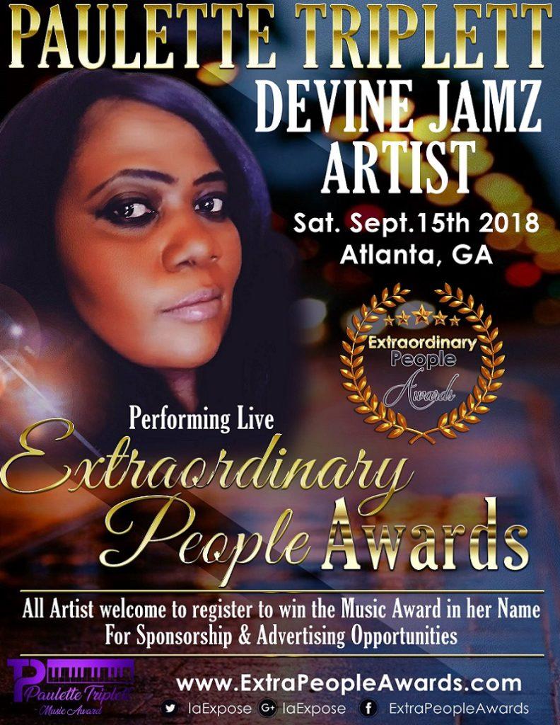 Paulette Triplett Award